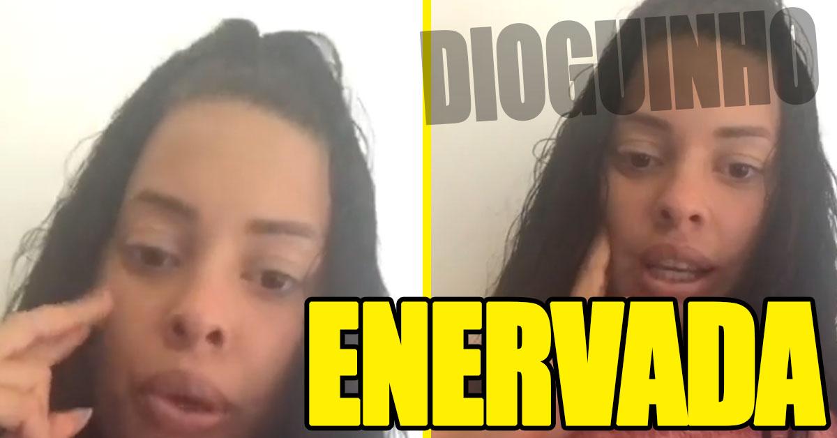 """Photo of Márcia IRRITADA """"não ameacei a Andreia"""""""