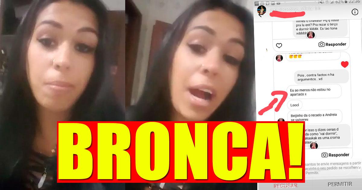 """Photo of Andreia Cardoso vai processar Sarah. Nuno também deve ganhar """"prémio"""""""