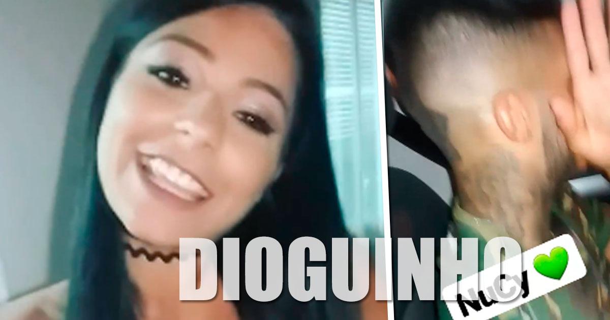 """Photo of Cynthia AZIOU e agora diz que quer mostrar o bebé """"a Portugal"""""""