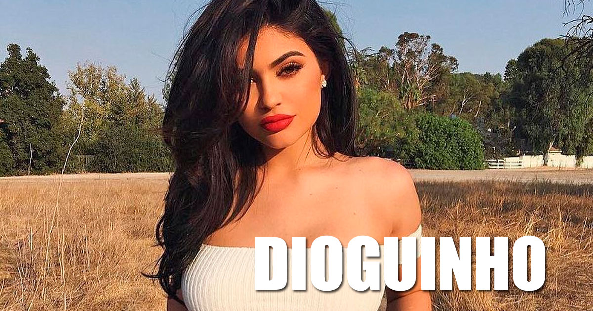 Photo of Kylie Jenner partilha fotografia sem maquilhagem