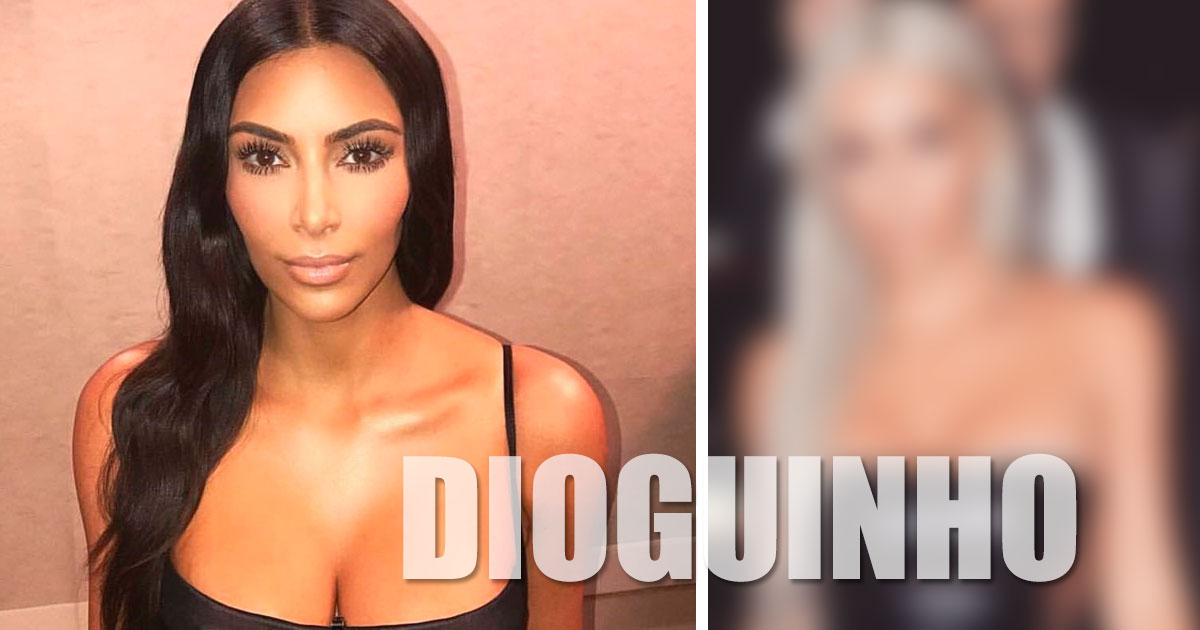 Photo of Kim Kardashian partilha foto ousada mas dedo do pé rouba atenções