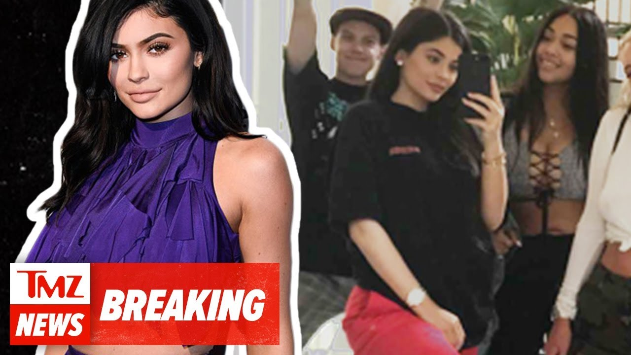 Kylie Jenner Is Pregnant