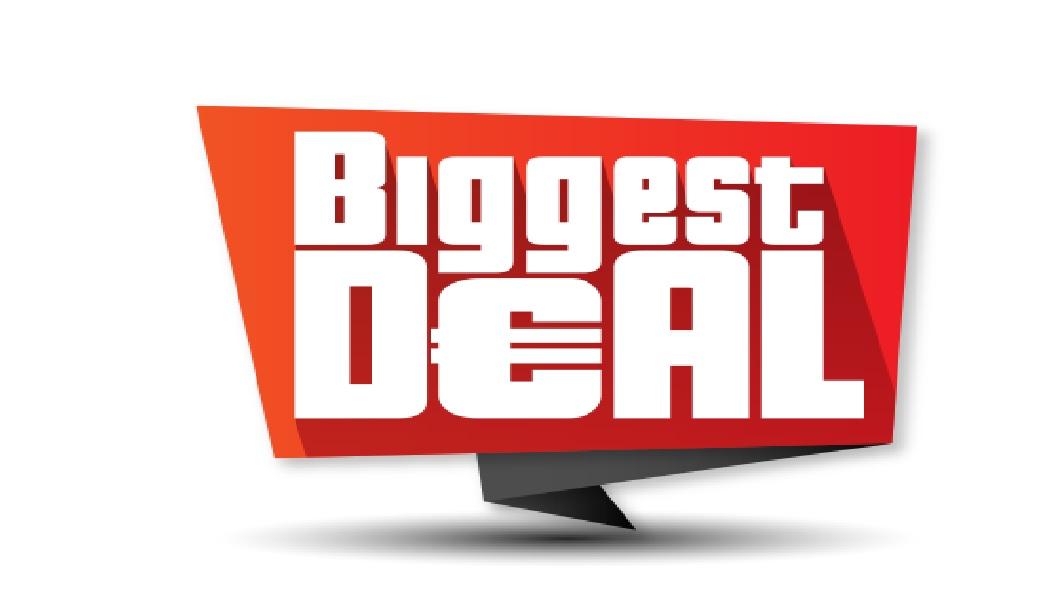 Photo of Biggest Deal: Revelados todos os concorrentes
