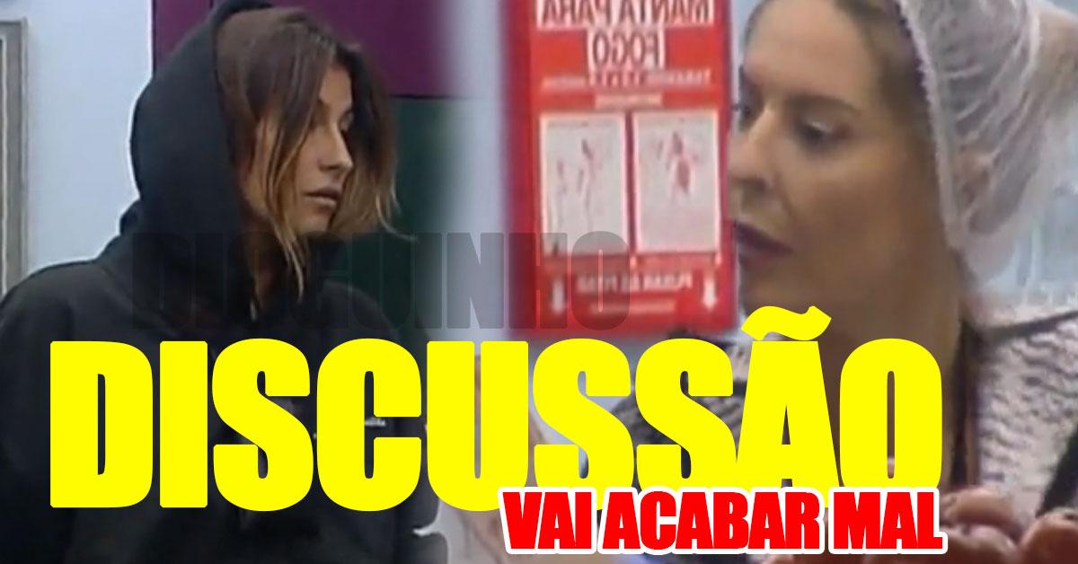 Photo of Isabel Figueira e Raquel Loureiro dão novamente faísca. Vai acabar mal