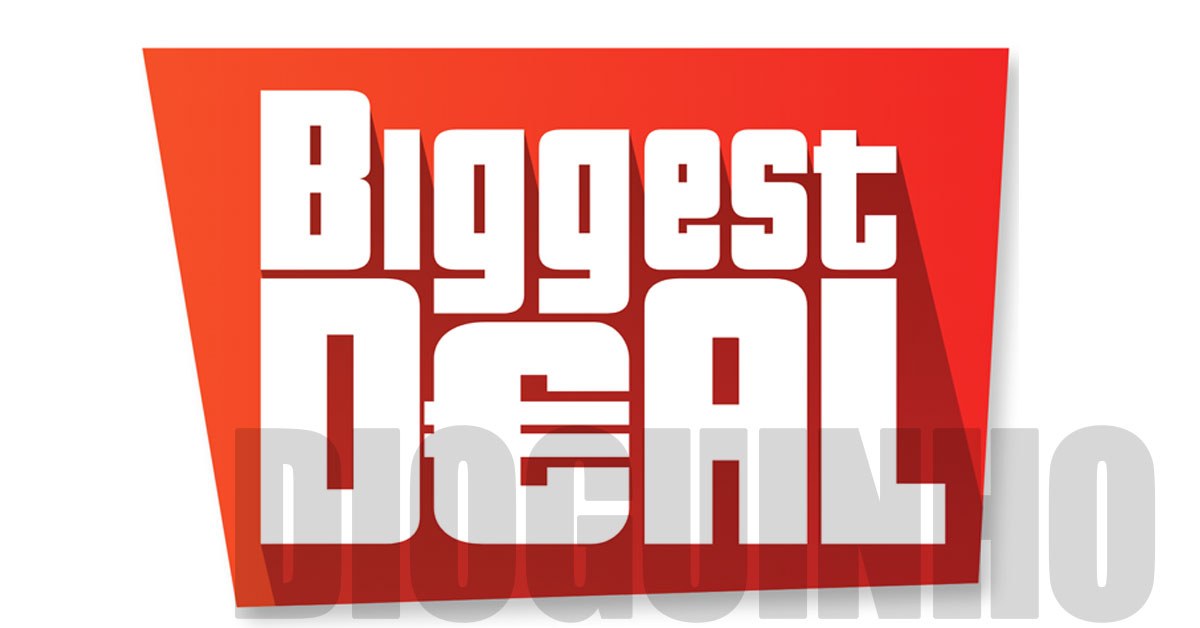 Photo of 'Biggest Deal' continua na lama… quase ao nível do Love on Top