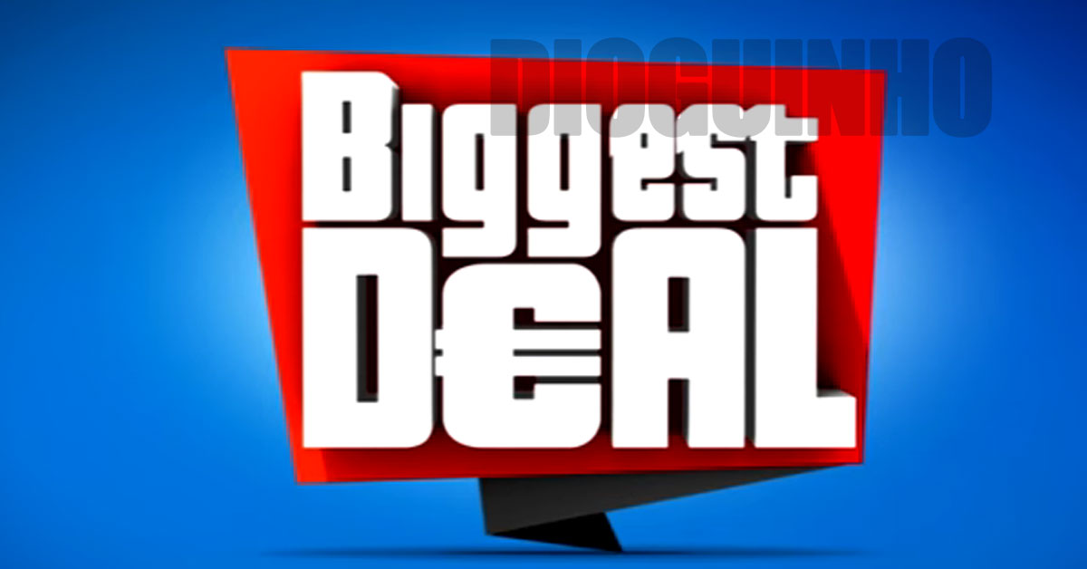 Photo of Biggest Deal: Modo desespero. Hoje é OPEN DAY