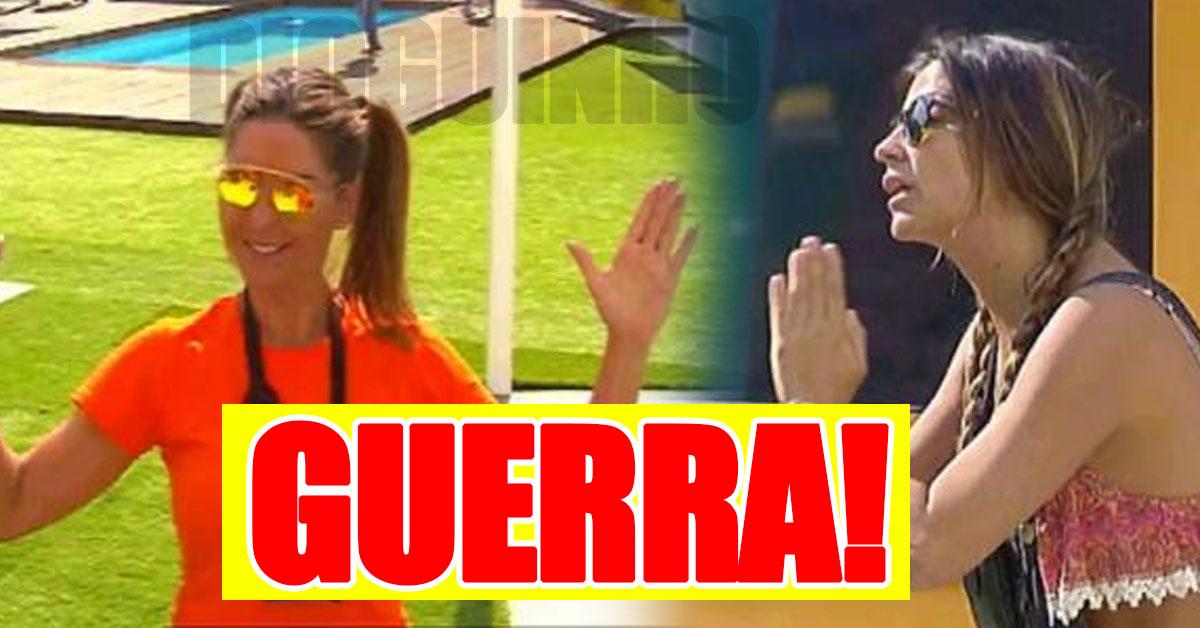 Photo of Isabel Figueira e Raquel Loureiro começam o dia a discutir