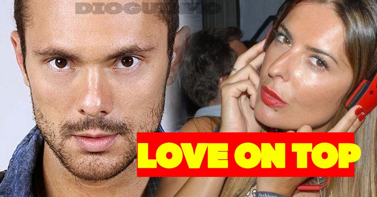 Photo of Raquel Loureiro e Adriano Toloza já andam aos beijos