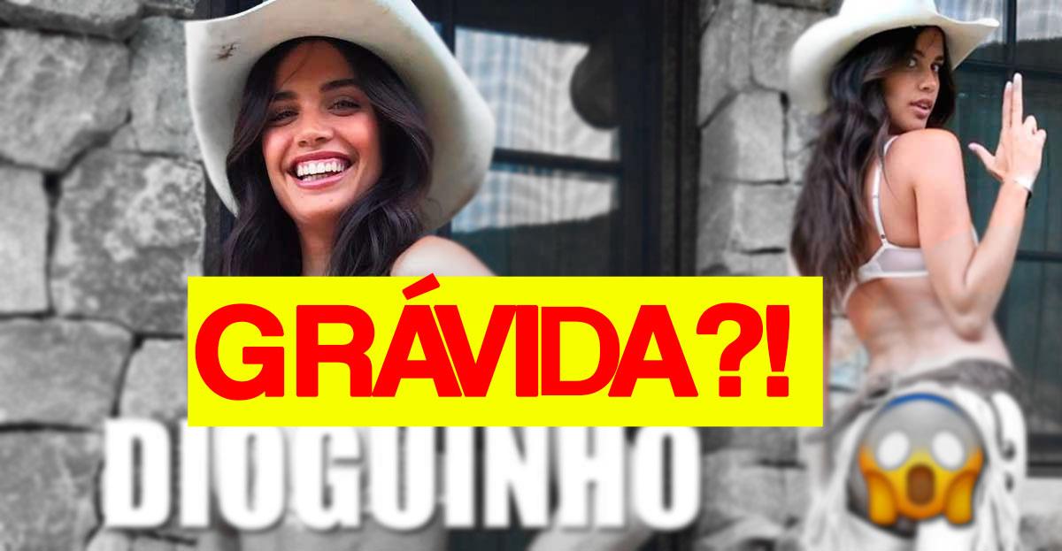 Photo of Sara Sampaio está grávida?!