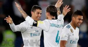 REAL MADRID CONQUISTA MUNDIAL DE CLUBES COM GOLO DE CRISTIANO RONALDO