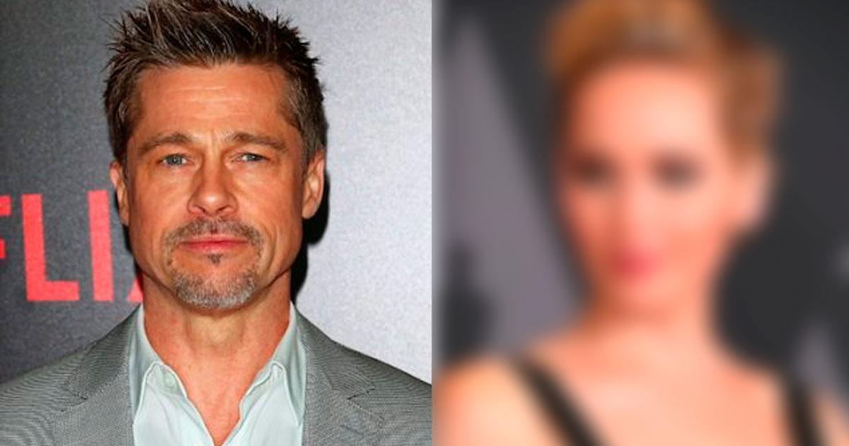Photo of Este é o novo amor de Brad Pitt: Casal sensação de Hollywood