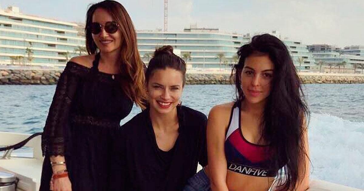 Photo of Georgina Rodriguez diverte-se no Dubai com conhecida modelo Brasileira