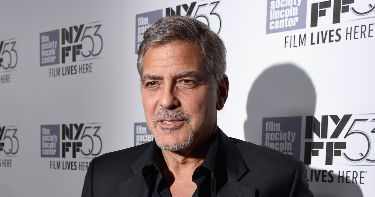 Photo of George Clooney ofereceu 1,000,000$ a cada amigo