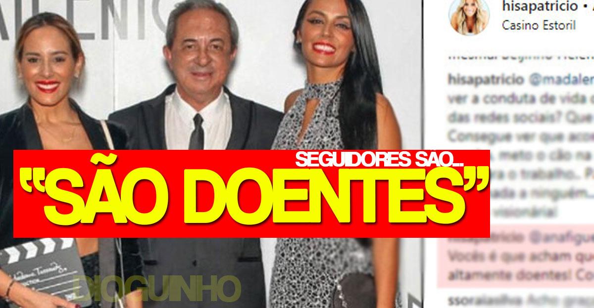 """Photo of Helena Isabel fica na azia com fãs """"são ALTAMENTE doentes"""""""