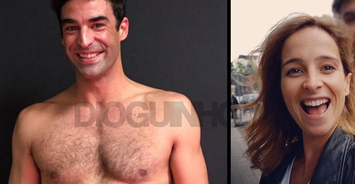 Photo of Sara Parta e João Catarré: um namoro secreto que já dá faísca
