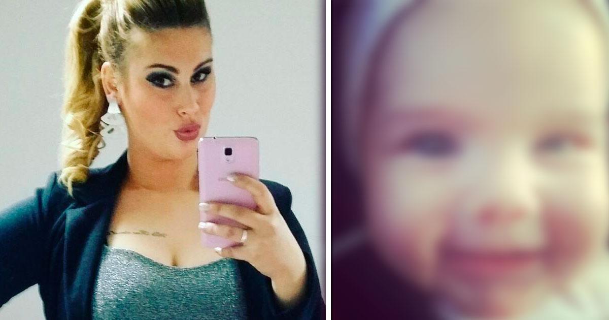 Photo of Bernardina Brito mostra finalmente rosto da sua bebé