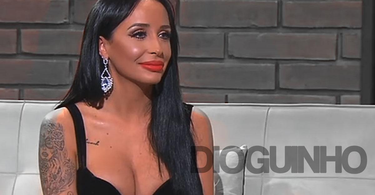Photo of Juliana Dias mudou de vida e visual menos os quilos de make up