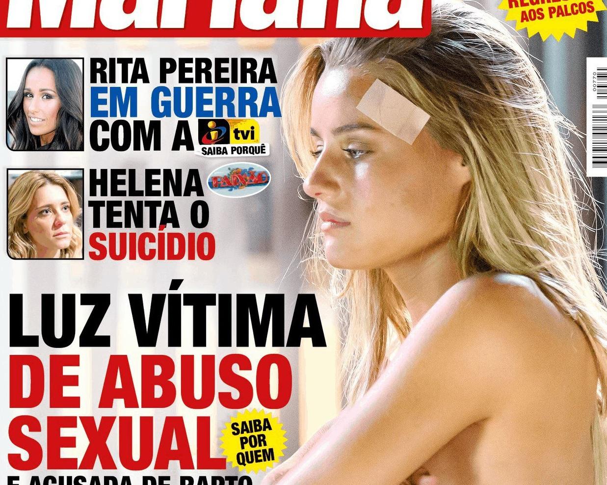 Photo of A Herdeira: Luz é acusada de rapto e não só