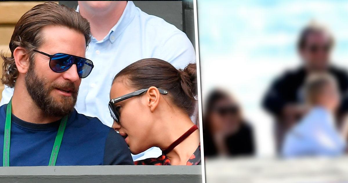 Photo of Irina Shayk encontrou-se com Bradley Cooper. Não correu bem