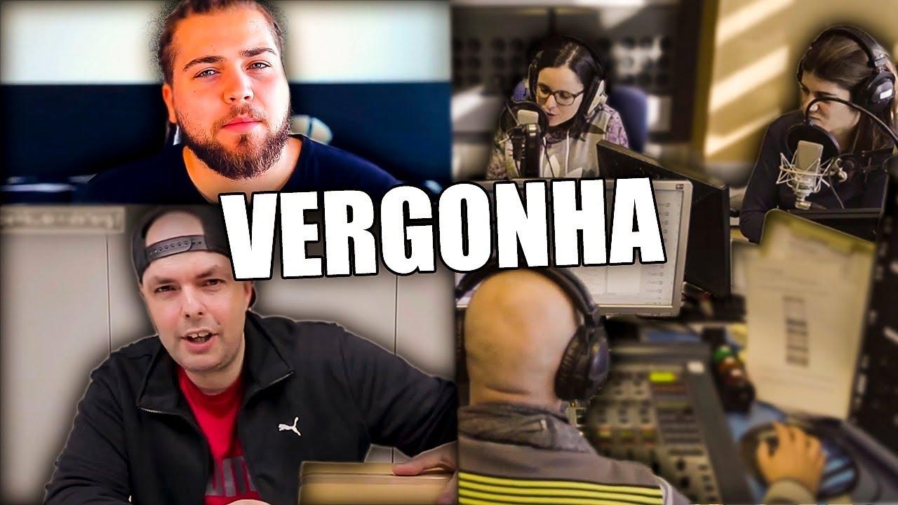 Photo of Guerra entre Youtubers e malta da Radio continua