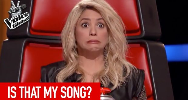 Shakira cry