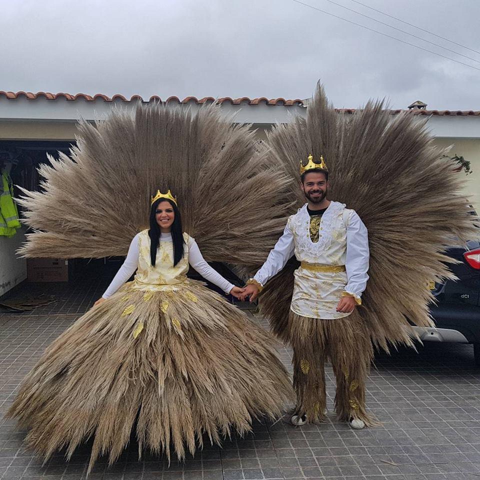 Photo of Vlog: Rúben Boa-Nova e Tatiana foram os Reis do Carnaval