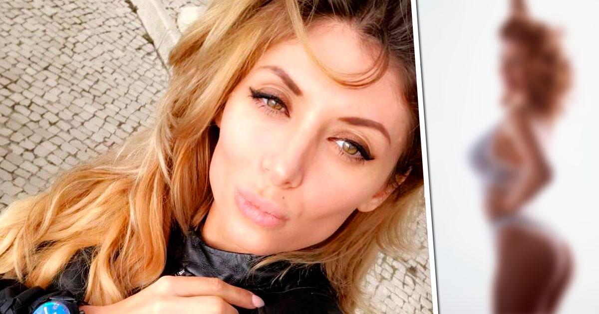 Photo of Agnes Arabela mudou de visual… já não é loira