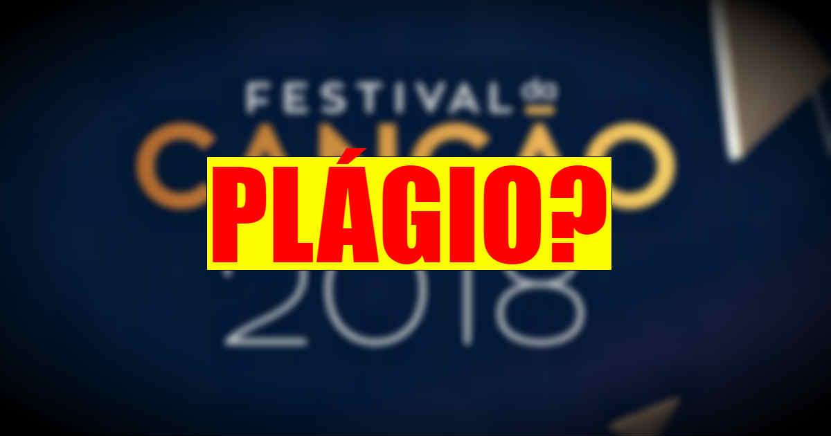 Photo of Plágio no Festival da Canção da RTP? Ora vê