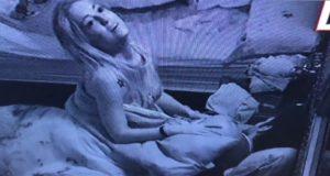 Lucas e Jéssica insinuam que se masturbaram às escondidas no BBB18