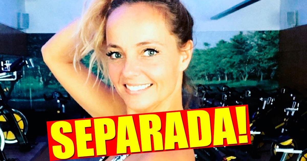 Photo of Barbara Norton De Matos separou-se e reconciliou-se! Ela já reagiu…