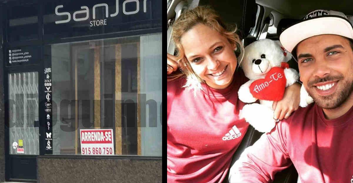 Photo of Sandra Castilho e Jorge Palhares encerram loja de roupa