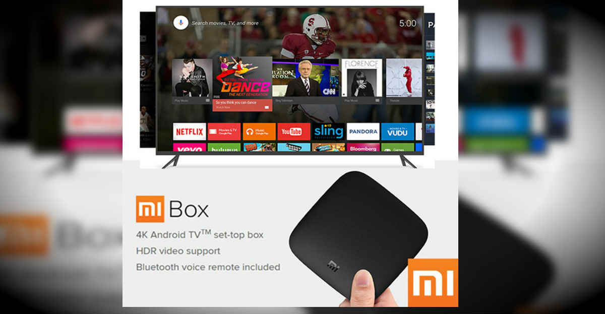 Photo of Xiaomi Mi TV Box 4k – Desporto e Series em 4k