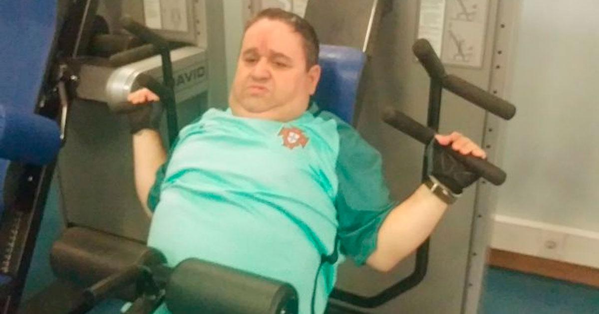 Photo of Fernando Mendes obrigado a mudar de vida. Já perdeu 12 KG