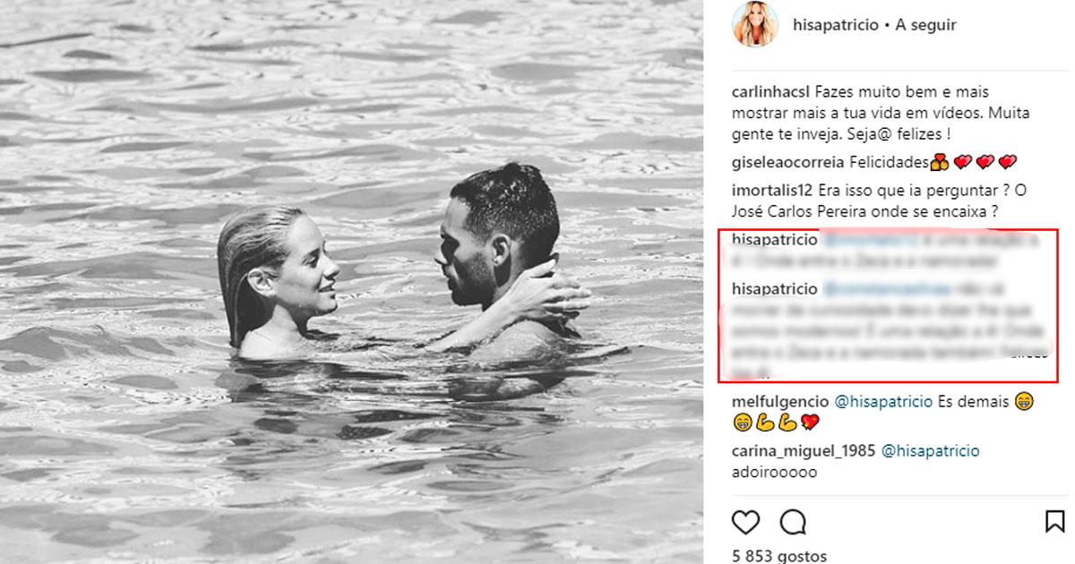 """Photo of Helena Isabel responde """"Então e o José Carlos Pereira?"""""""
