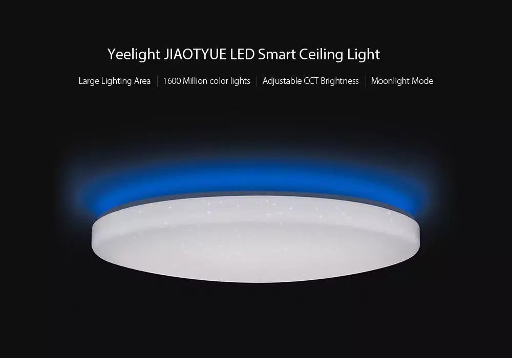 Photo of Yeelight JIAOYUE 650 – Iluminação de tecto inteligente