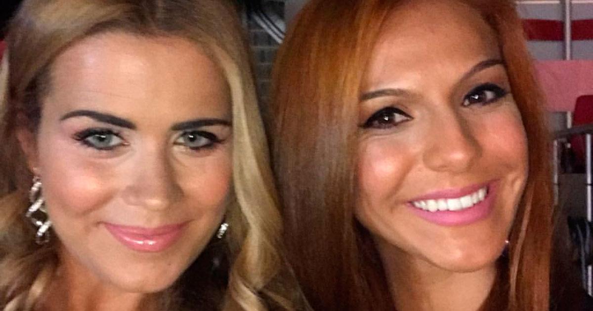 """Photo of A Tarde É Sua: Carina e Gabriela entrevistadas """"Chocou-me o César que conheci lá dentro"""""""