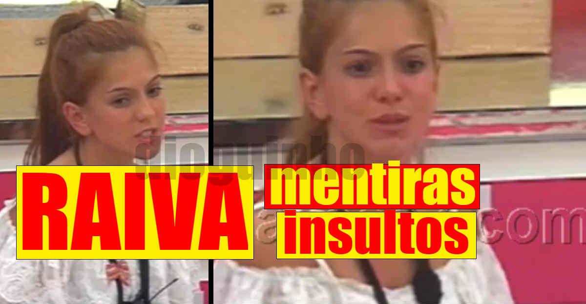 Photo of Gabriela continua com mentiras e insultos