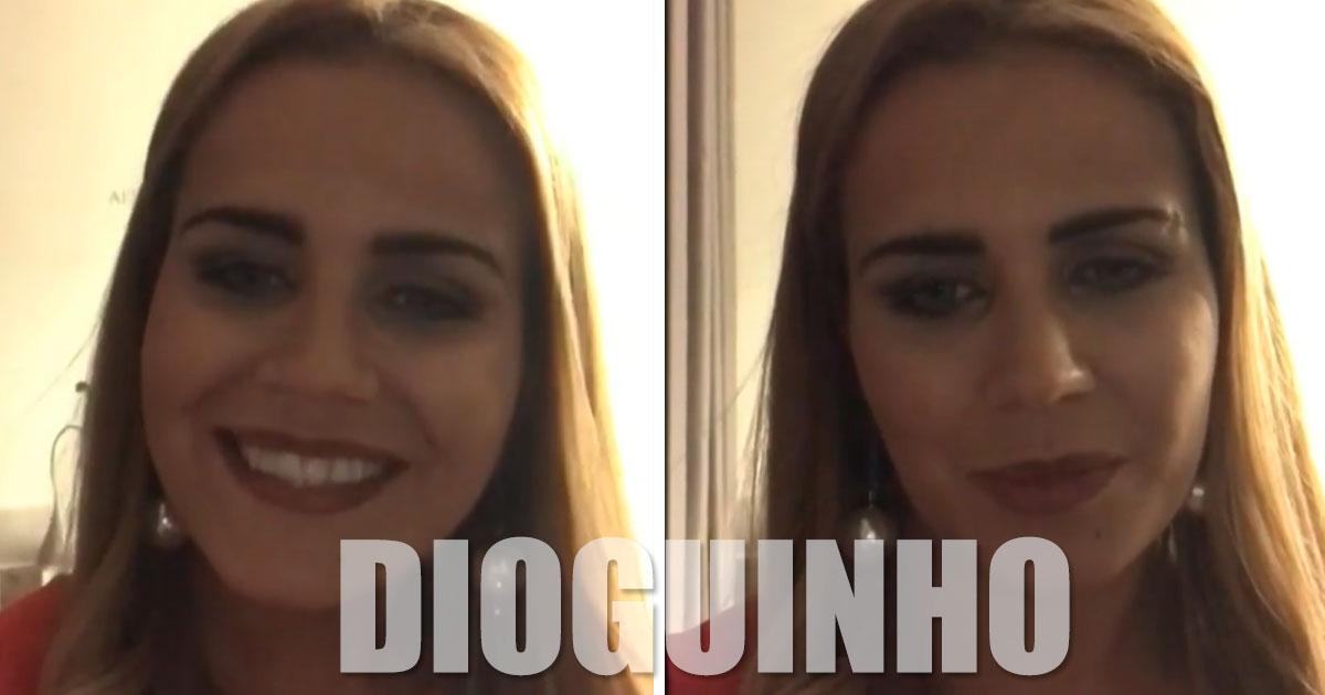 "Photo of Carina já voltou às redes sociais ""Chegou o momento de enfrentar a realidade"""
