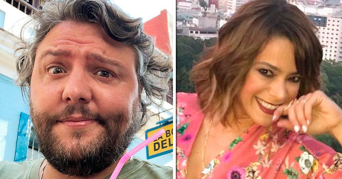 Photo of César Mourão gozou com Rita Ferro Rodrigues nos Globos de Ouro