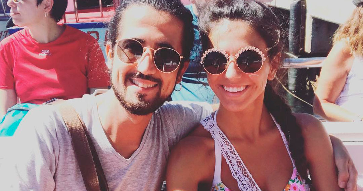 Photo of Gabriela já está danada com o César