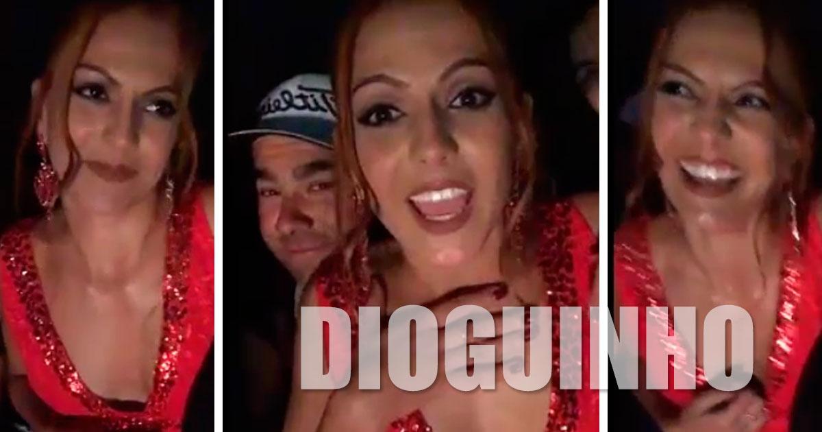 Photo of Gabriela com carreira de actriz em risco