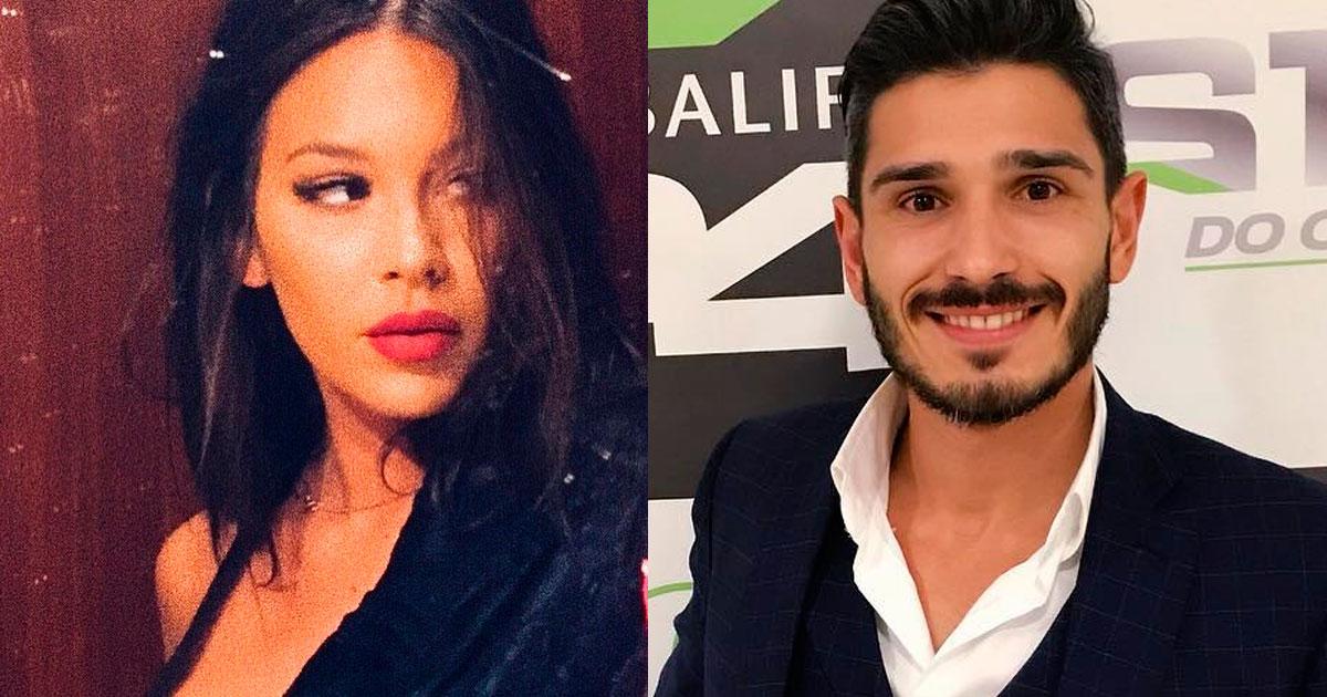 Photo of Jéssica Maria e Filipe Vilarinho andam muito próximos…