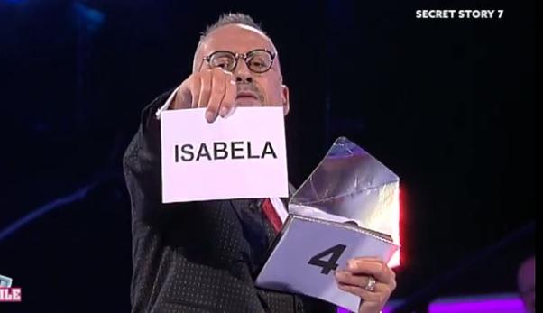 Photo of Isabela fica em terceiro lugar da Casa dos Segredos 7