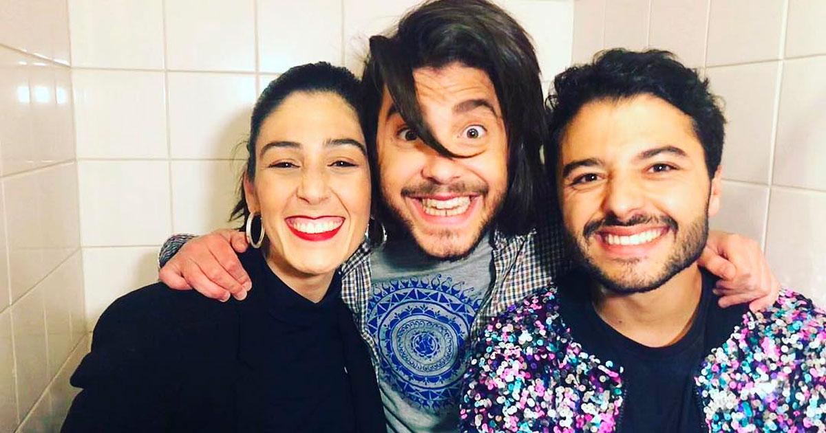 """Photo of Salvador Sobral fala da Eurovisão """"O que cantam é uma mer**"""""""