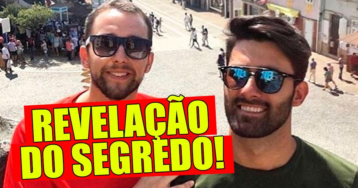 Photo of Luan tenta revelar o segredo de Tiago