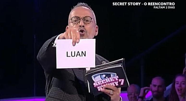 Photo of Luan fica em 4º lugar da Casa dos Segredos 7
