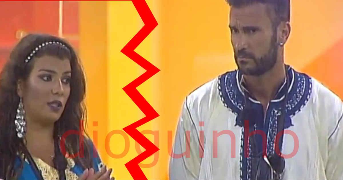 """Photo of Eleição do """"sheik"""" gera NOVA discussão entre Sofia e Savate"""