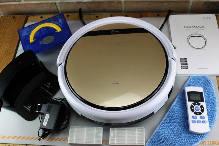 Photo of ILIFE V5S Pro – Aspirador low-cost de qualidade