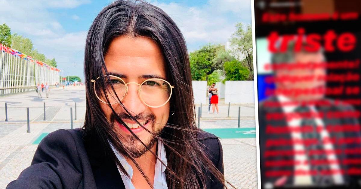 """Photo of César Matoso ARRASA Quintino Aires """"É um triste! Uma vergonha"""""""