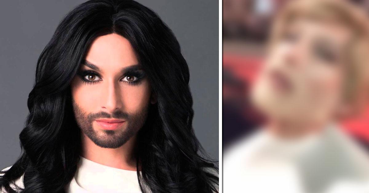 Photo of Conchita Wurst está irreconhecível. Vê o novo look!